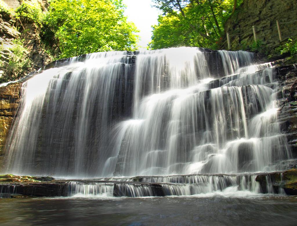 Cascadilla Gorge Falls 24