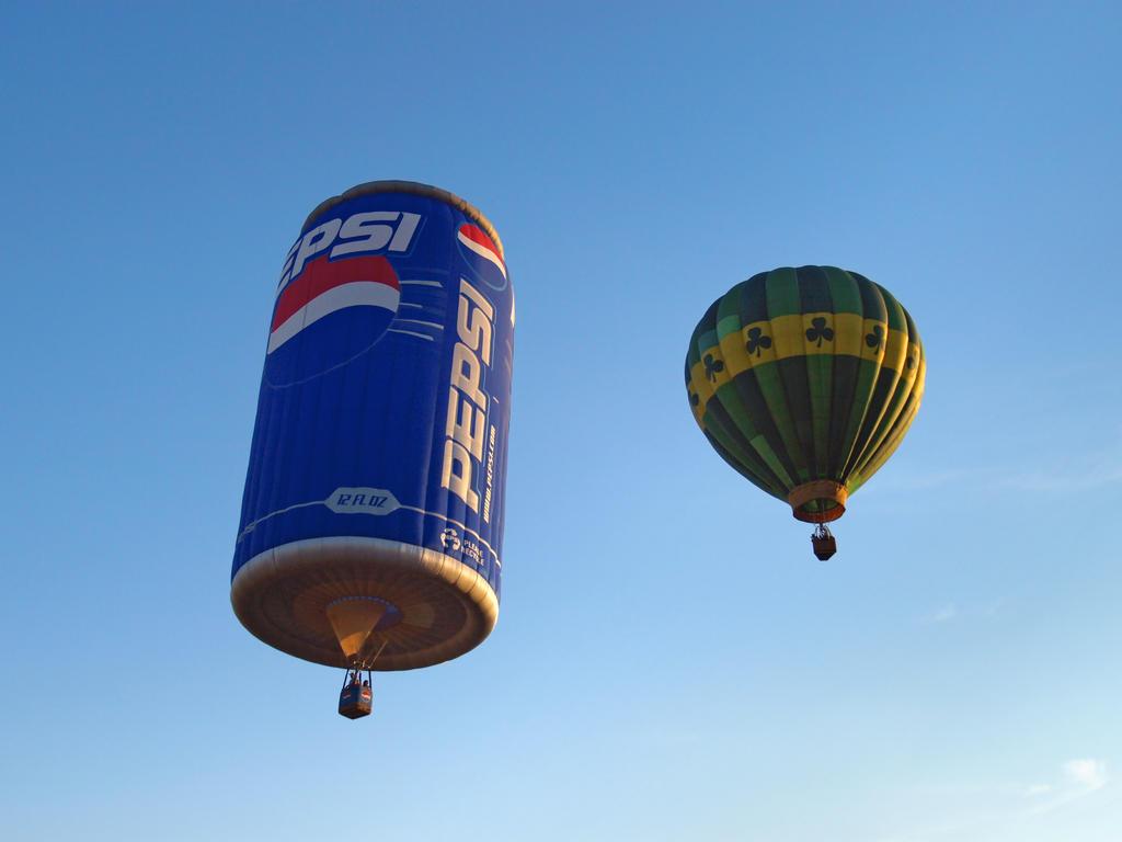 Balloon Festival 5 by Dracoart-Stock