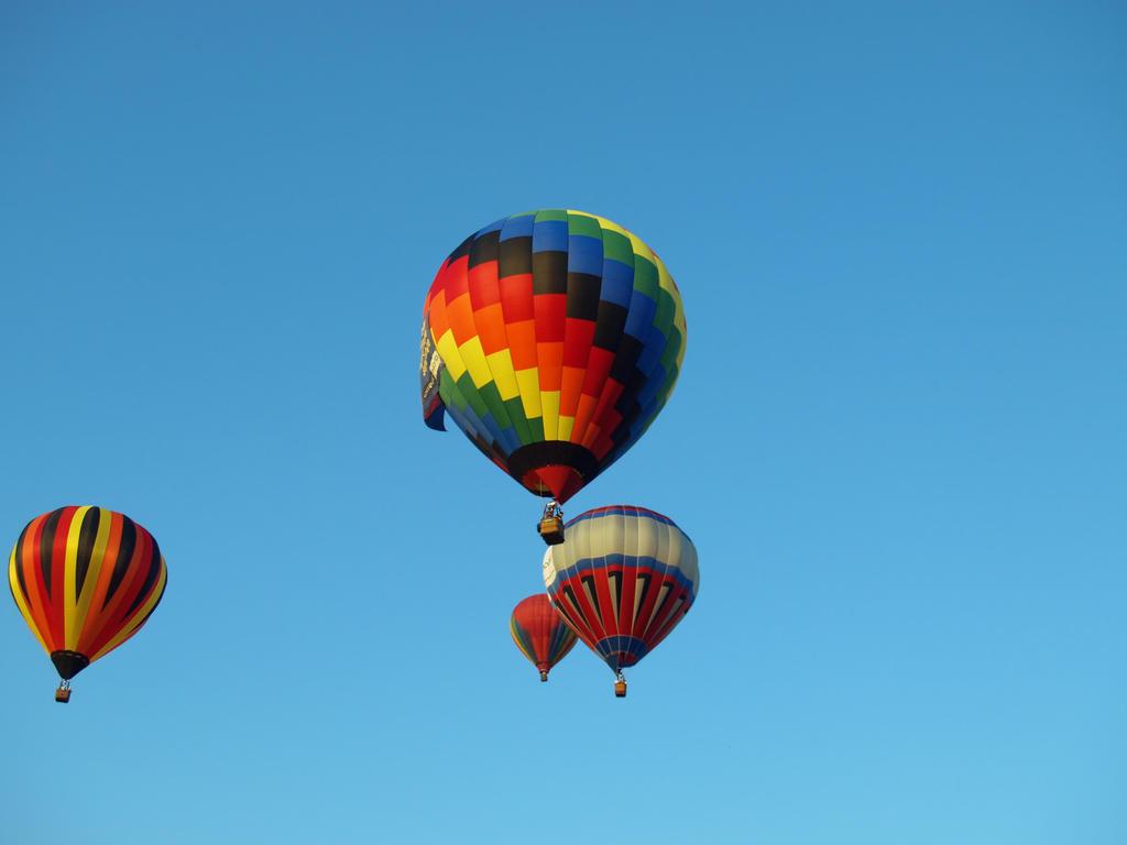 Balloon Festival 22 by Dracoart-Stock