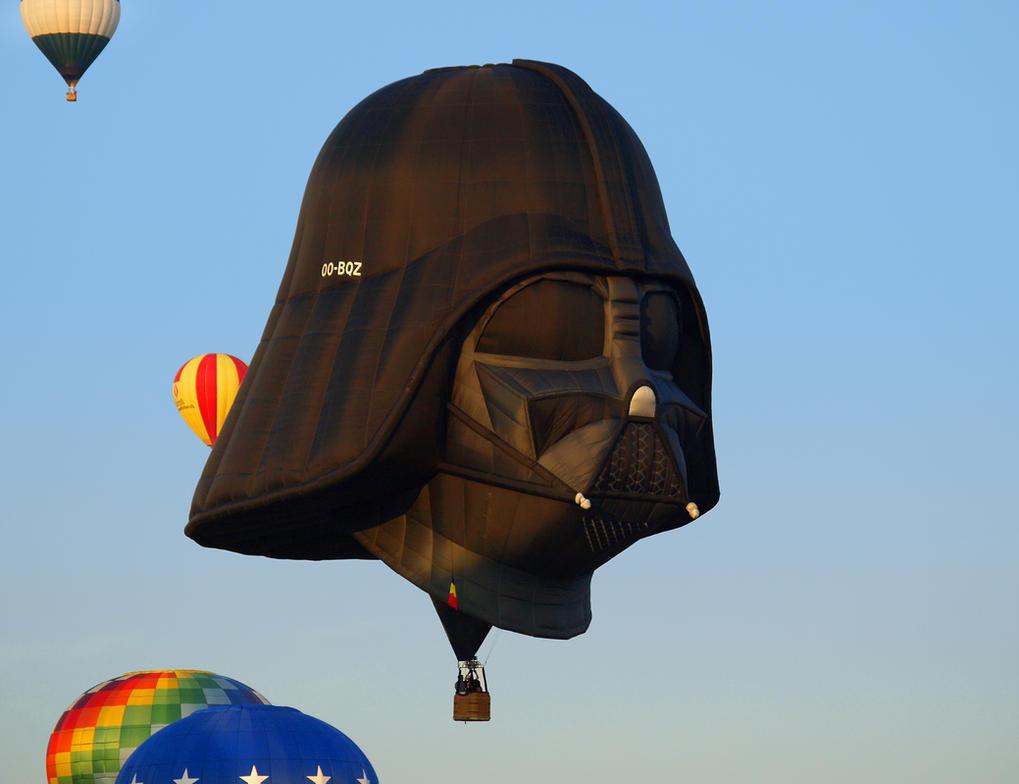 Balloon Festival 36 by Dracoart-Stock