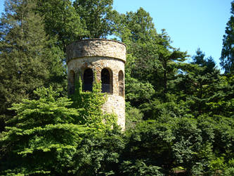 Chimes Tower 15 by Dracoart-Stock
