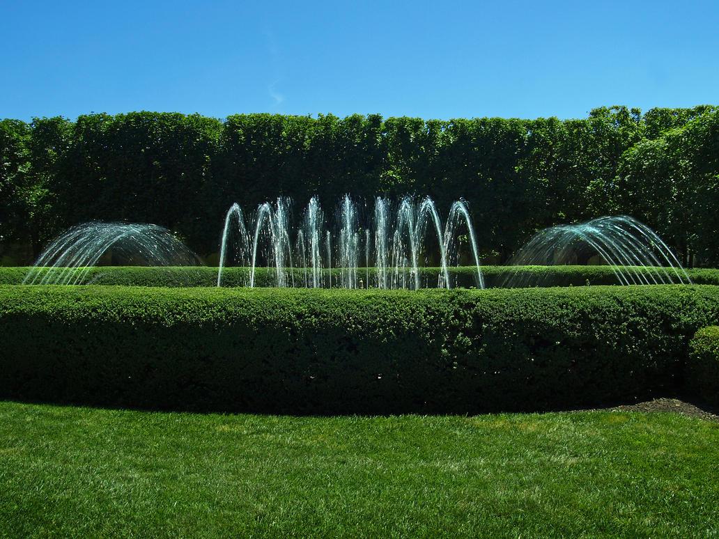 Longwood Gardens 11 by Dracoart-Stock