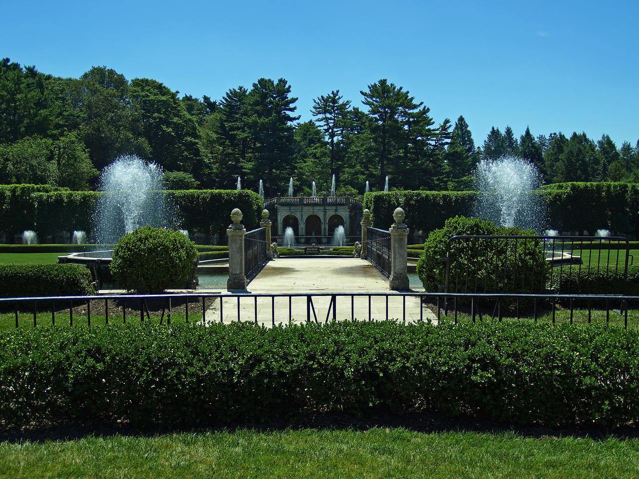 Longwood Gardens 13 by Dracoart-Stock