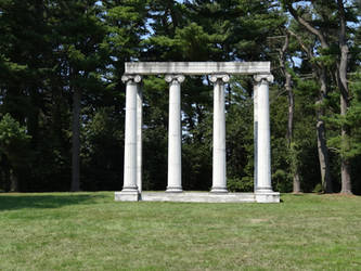 Columns 3 by Dracoart-Stock