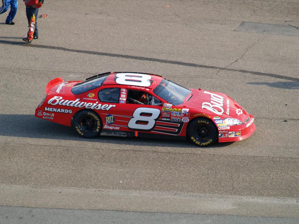 Dale Earnhardt Jr. by Dracoart-Stock