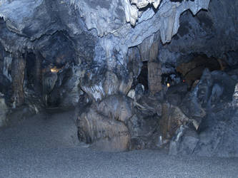 Indian Caverns 13 by Dracoart-Stock