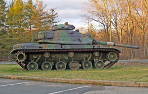 Tank 1 by Dracoart-Stock