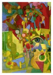 Little Paintings Series - 133