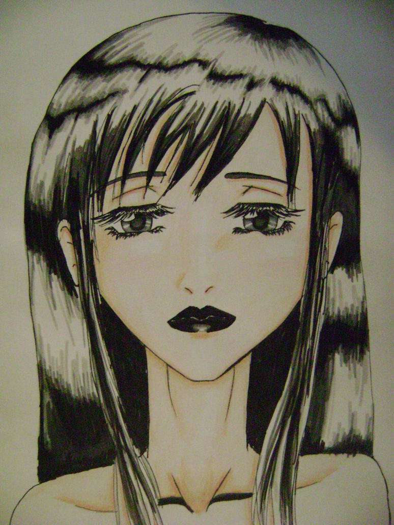 Sad eyes by Darkroseoflove on DeviantArt