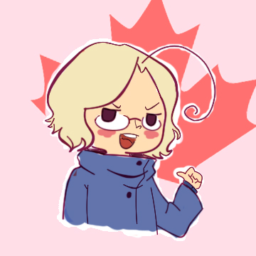 It's OKAY, I'm Canadian by pzhika2dkosametchori