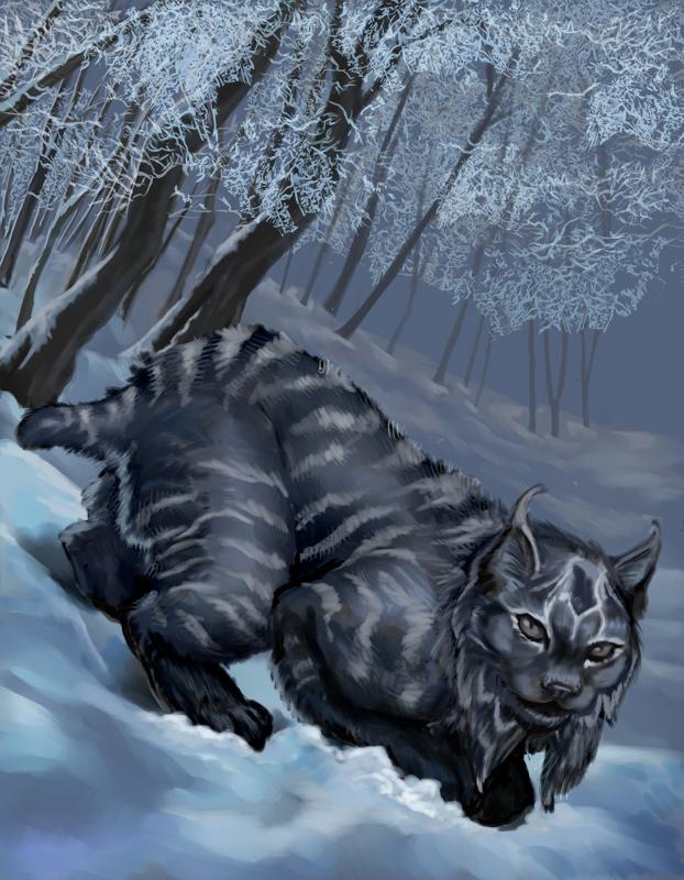 Shadowcat by VVjonez
