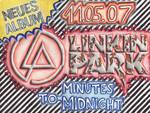 Linkin Park MTM advertising
