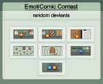 EmotiComic Entry by Krissi001