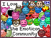 love emoticon community by Krissi001