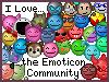 love emoticon community by Krissi001