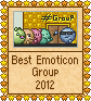 Best Emoticon Group  - 2012 by Krissi001