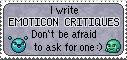 Emoticon Critiques by Krissi001