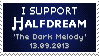 support Halfdream by Krissi001