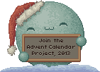 Join The Advent Calendar Project by Krissi001
