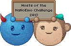 NaNoEmo hosts by Krissi001