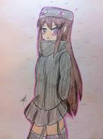enderwoman by Assassin3k