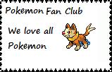 Pokemon Comic Club Stamp by Torikm