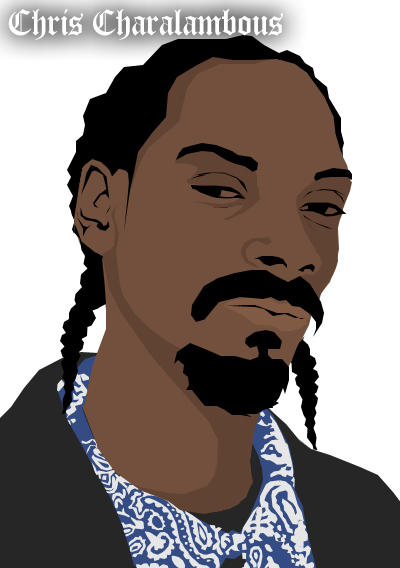 Snoop Dogg Looks Like A Dog