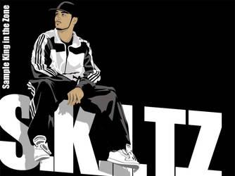 S.K.I.T.Z by Graffiti-Artist