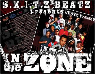 S.K.I.TZ BEATZ Album soon come by Graffiti-Artist