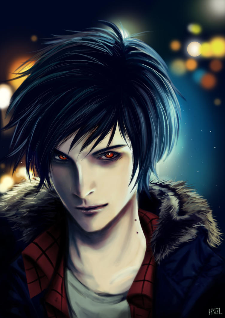 Marshall Lee by HanzaLee