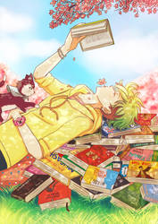 Bookworm Quirky