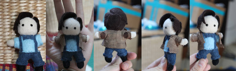 Tiny Eleventh Doctor Plushie