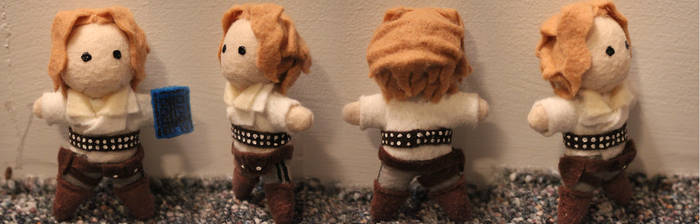 Tiny River Song Plushie