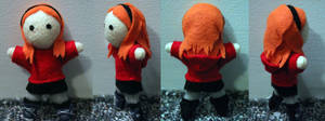 Amy Pond Plushie