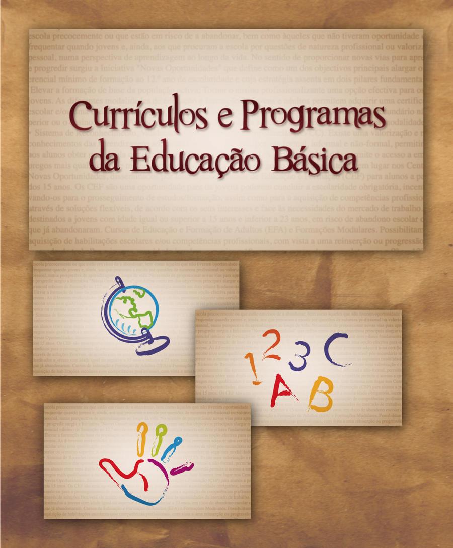 Educacao basica by Bebecca