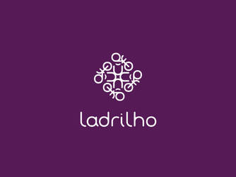 Logo Ladrilho by Bebecca