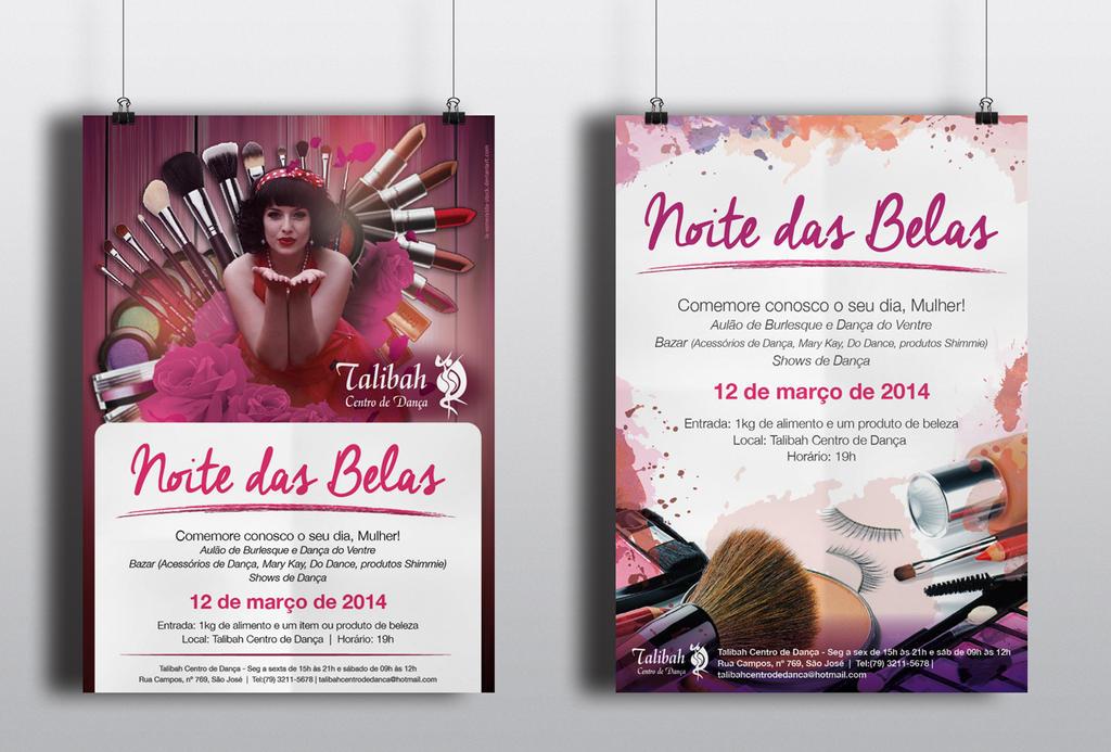 Dia Das Mulheres Talibah by Bebecca