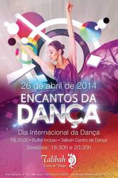 Encantos da Danca by Bebecca