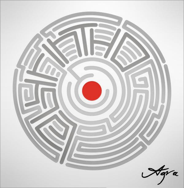 Labyrintho by Bebecca