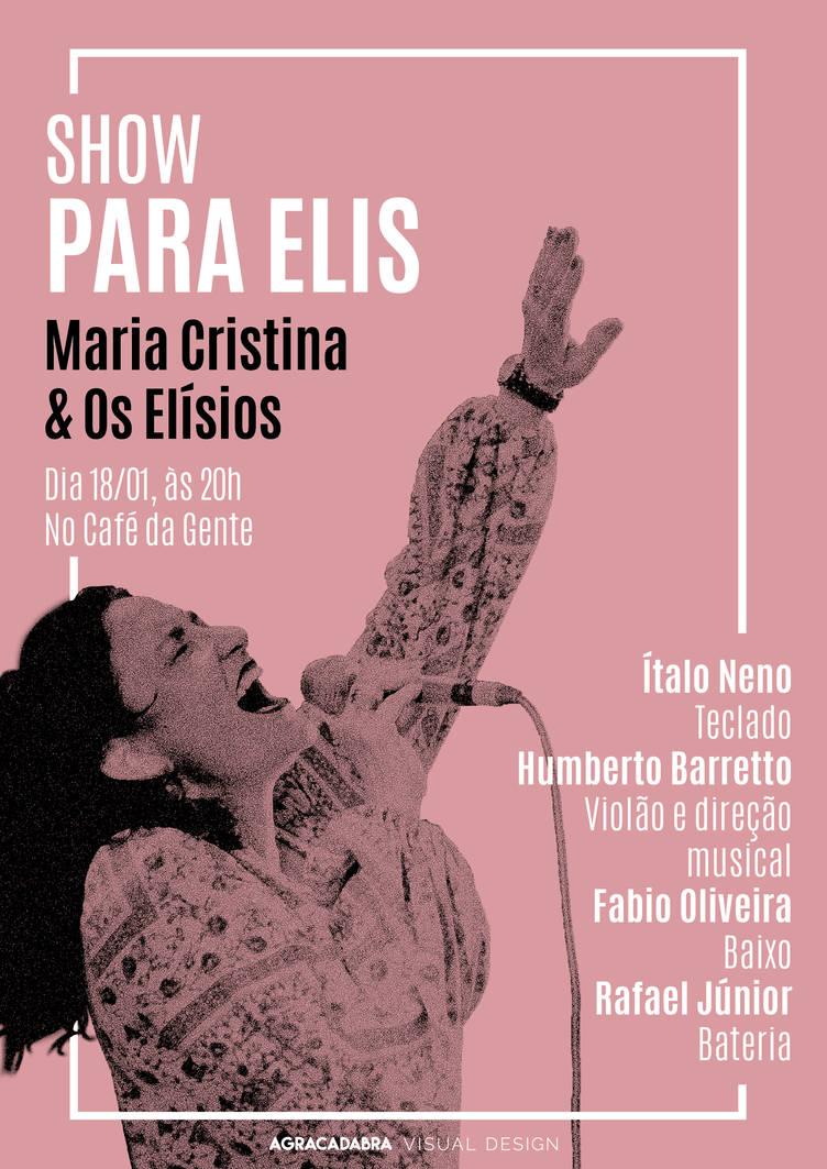 Show Para Elis by Bebecca