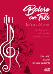 Show Bolero em Tres by Bebecca