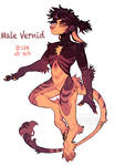 Male Vernid Adoptable (CLOSED)