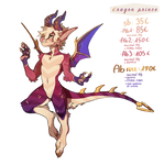 Dragon prince Adopt (CLOSED)
