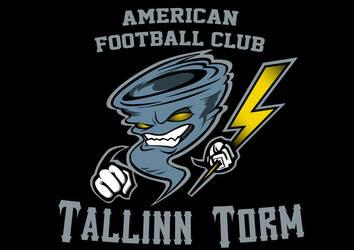 Estonian American Football by Kseniabrainer