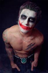 Joker by Kseniabrainer