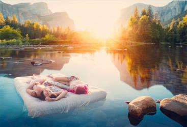 Wet Dreams by Kseniabrainer