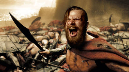 This is Sparta! by Kseniabrainer