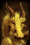 Savanna Dragon