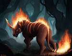 Blaze Ablaze (includes speedpaint)