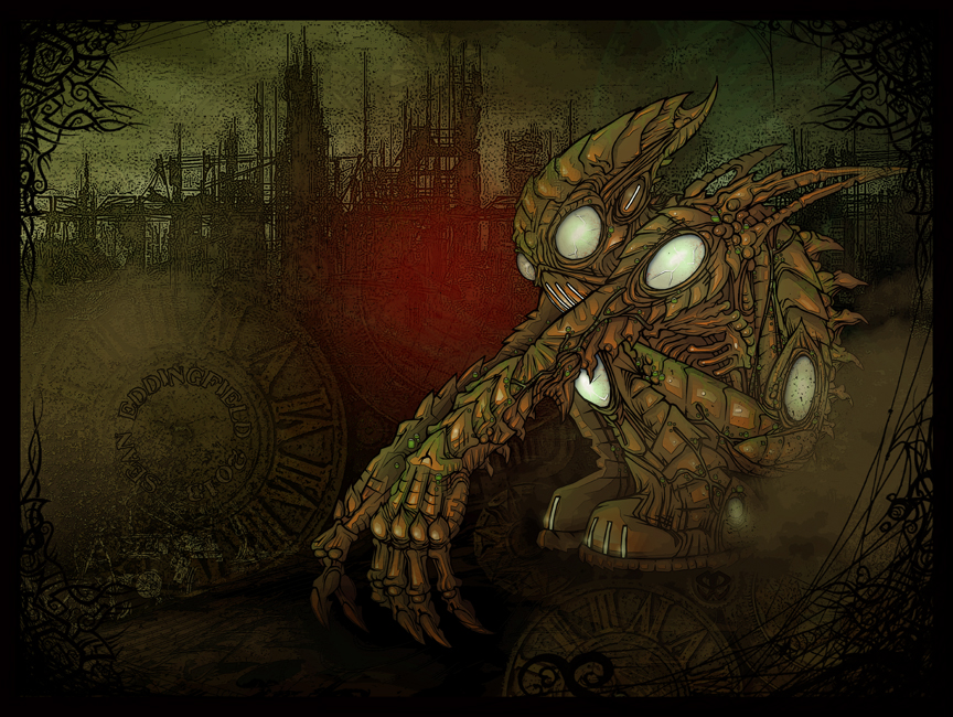 Cyberpunkpostersmall by Revelationchapter9